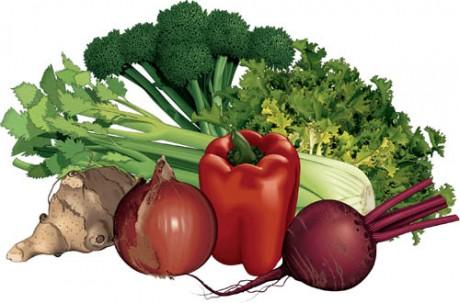 Деткам со второй группой крови надо кушать овощи