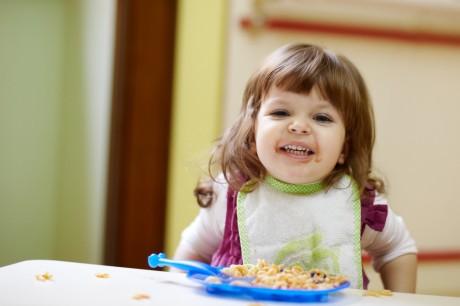 Питание детей с первой группой крови